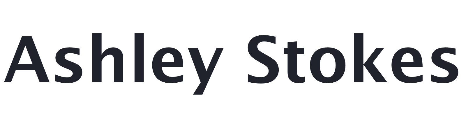 ashley stokes